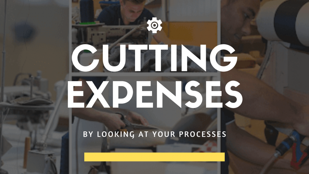 Cutting Expenses in Business